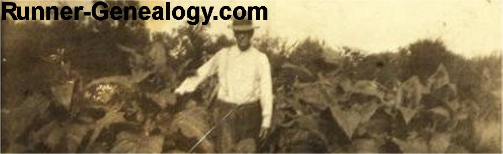Thomas Lafayette Sullivan in Tabacco Field