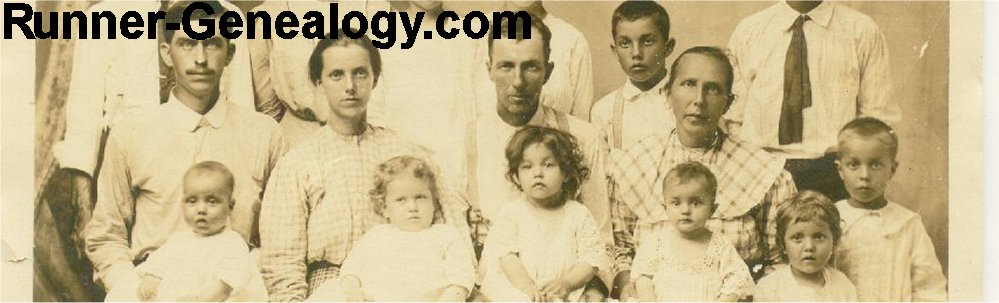 Thomas Lafeyette Sullivans Family
