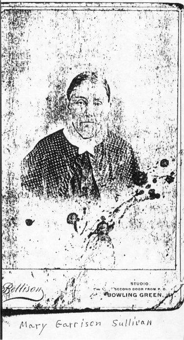 Mary Garrison